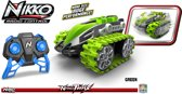 Nikko NanoTrax™ Groen - Bestuurbare auto