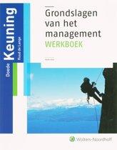 Grondslagen van het management - werkboek