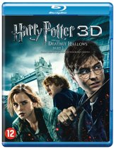 Harry Potter And The Deathly Hallows: Part 7.1 (3D & 2D Blu-ray)
