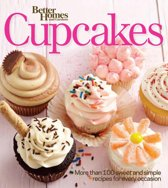 Better Homes & Gardens Cupcakes Book