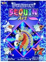 Stardust & Sequin Art Paard