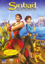 Sinbad - Legend Of The Seven Seas (dvd)