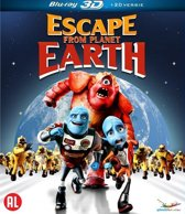 Escape From Planet Earth (3D & 2D Blu-ray)