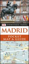 Madrid Pocket Map and Guide