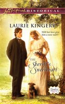 The Sheriff's Sweetheart (Mills & Boon Love Inspired) (Brides of Simpson Creek, Book 3)