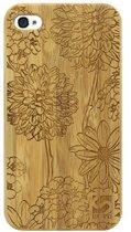 iPhone 6 Plus hoes bloemen - Sleevy