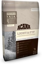 Acana Heritage Light & Fit Dog - Hondenvoer - 6 kg