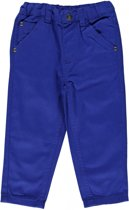 Blue Seven babykleding -  Donkerblauwe denim broek - Maat 68
