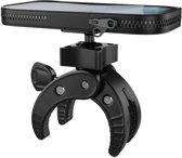 BeHello telefoonhouder fiets - smartphone houder voor op de fiets - Universeel - tot 5.5 Inch