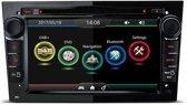 "Carpar Opel DAB+ Navigatie 7"" Zwart"