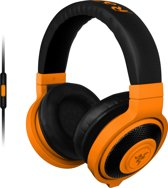Razer Kraken Mobile Neon Stereo Headphone - PC + MAC + iOS (Oranje)