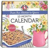 2020 Gooseberry Patch Wall Calendar