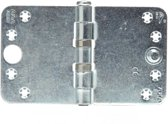 AXA Smart schijflager veiligheidsscharnier afgerond rnd89x150 1647-15-23/VE