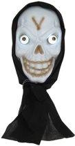 Halloween Masker Met Licht En Geluid 50c