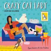 Crazy Cat Lady Mini Wall Calendar 2020