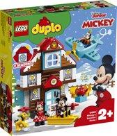 LEGO DUPLO Mickey's Vakantiehuisje - 10889