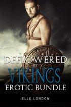 Deflowered By Vikings Erotic Bundle