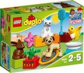 LEGO DUPLO Huisdieren - 10838
