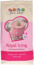 FunCakes Mix voor Royal Icing 900g