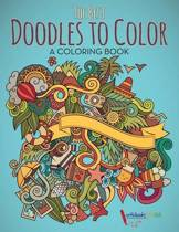 The Best Doodles to Color, a Coloring Book