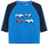 Name it Jongens T-shirt - Blauw - Maat 62