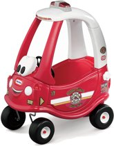 Little Tikes Cozy Coupe Brandweer - Loopauto