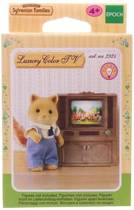Sylvanian Families Luxury Color Tv 2924