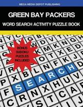 Green Bay Packers Word Search Activity Puzzle Book