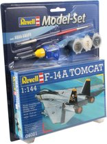 Modelset Tomcat F14A 1:144 Bouwpakket