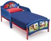 Delta Children Disney Paw Patrol Junior Bed - Blauw/Rood - 70x140 cm