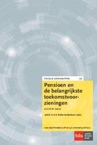 Fiscale geschriften 27 - Pensioen en de belangrijkste toekomstvoorzieningen