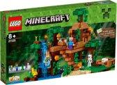 LEGO Minecraft De Jungle Boomhut - 21125