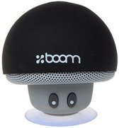 Kamparo Bluetooth Speaker Mini-paddenstoel 6 Cm Zwart