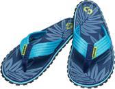 Sinner Beach Slaps IV Unisex Slippers - Donker blauw/Licht blauw - 41