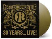 Heideroosjes - 30 Years…. Live (Coloured Vinyl)