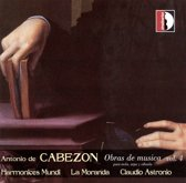 Cabezon: The Instrumental Works, Ob