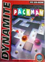 Packman Maze Attack, Arcade Packman - Windows
