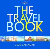 Lonely planet: travel book calendar 2020