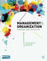 Management and Organization