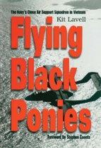 Flying Black Ponies