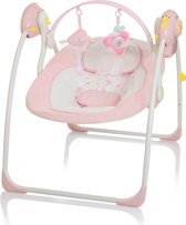 Baby Swing Little World Dreamday Pink