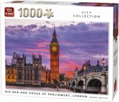 King puzzel Big Ben