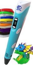 3D Teken Pen Speelgoed Starterset Blauw – Tekenen