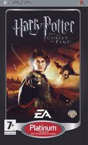 Harry Potter and the Goblet of Fire Platinum