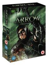 Arrow - Seizoen 1 t/m 4 (Import met NL)