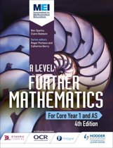 MEI A Level Further Mathematics Year 1 (AS) 4th Edition