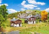 Faller - Actieset Alpenhuizen