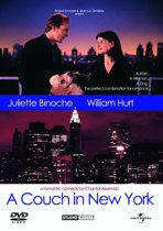 Couch In New York (D) (dvd)