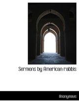 Sermons by American Rabbis