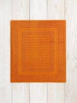 De Witte Lietaer Dolce Badmat 60 x 70 cm - oranje